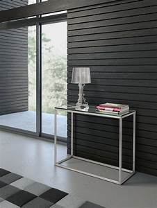 Deco Meuble Design : console moderne une cinquantaine d 39 id es de meubles et conseils d co ~ Teatrodelosmanantiales.com Idées de Décoration