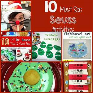 152 Best Time 4 Dr Seuss Images On Pinterest Suess Week And
