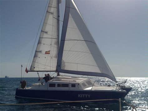 Catamaran Quest 31 by Location Prout Quest 31 Catamaran 224 Voile 53525 Inautia