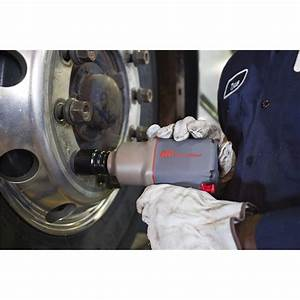 3  4 U0026quot  Air Impact Wrench  Quiet   Ingersoll Rand 2145qimax