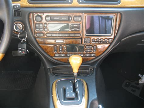Picture Of 2000 Jaguar S-type 4.0, Interior