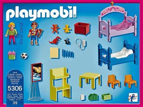 Playmobil Ikea Kinderzimmer Für Lena by Playmobil 5306 Habitaci 243 N De Ni 241 Os Con Mobiliario Y M 225 S