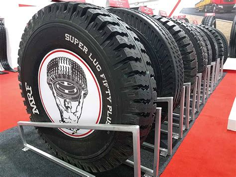 New Formulations From Mrf Tyres