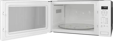 pebdlww ge profile  built incountertop  cu ft   microwave white