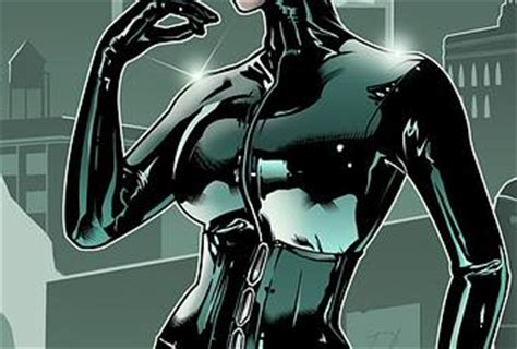 catwoman  black cat paperblog