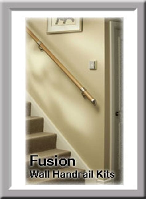 fusion banister wall handrail banister rails sets or components wall