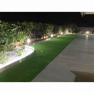 Bordure D Allée : kit clairage led pour bordures de jardin en aluminium massif all e ~ Preciouscoupons.com Idées de Décoration
