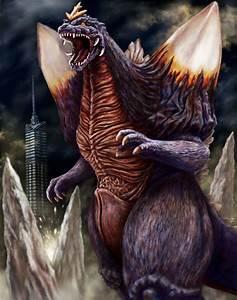 32 best images about SPACEGODZILLA on Pinterest | Godzilla ...