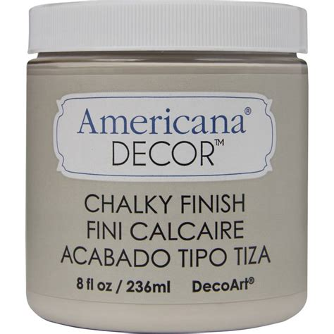 Americana Decor Chalky Finish Paint by Americana D 233 Cor Primitive Chalky Finish Paint 236 Ml