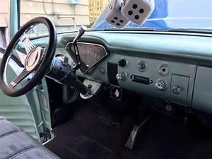 1959 Chevy Truck Mid 80s 350 V8 Turbo 350 Trans All Lights