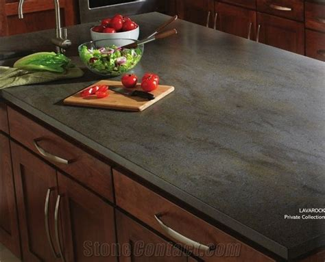 Corian Sorrel Countertop - this is our island counter top lavarock corian solid