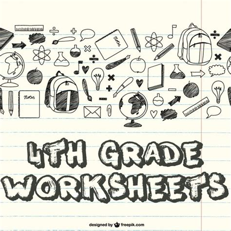 grade worksheets math reading writing science