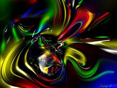 Colors Liquid Summer Rainbow Wear Which Fractals