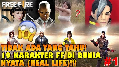 You can freely look in 360 degree angles at any moment, and a lot faster than you can in the mobile version. TIDAK ADA YANG TAHU! 19 Character FREE FIRE IN REAL LIFE ...
