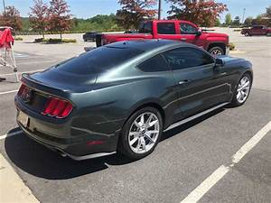 6th gen Guard Metallic 2015 Ford Mustang EcoBoost For Sale - MustangCarPlace