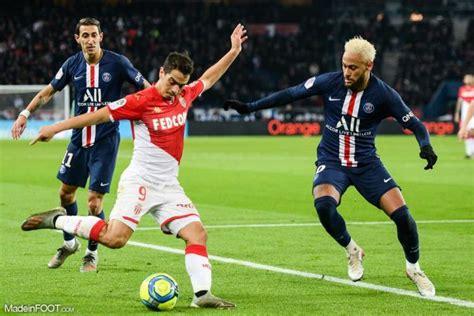 L1 - Monaco-PSG : les compos sont connues