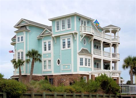 coastal architecture style coastal homes beach style exterior wilmington by guidry coastal architecture