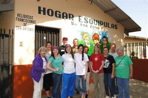 high school mission teaches service guatemalan faith arkansas