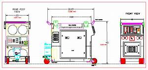 Mobile Induction Heater  For Deck  U0026 Bulkhead Plate