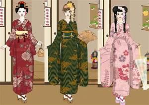 I Dress Up : kimono fashion dress up game by pichichama on deviantart ~ Orissabook.com Haus und Dekorationen
