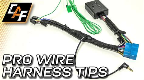 radio wiring harness how to install like a pro youtube within gmrc 01 diagram webtor me