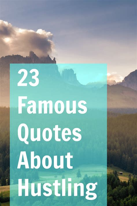 quotes hustle hustling famous side sidehustlenation later