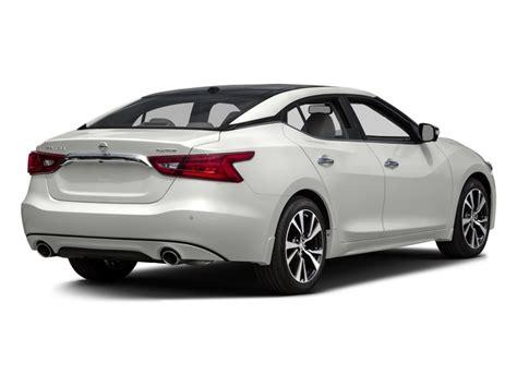 2017 Nissan Maxima Sedan 4d Platinum V6 Prices, Values