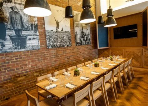 luxury private dining rooms at tom s kitchen st katharine