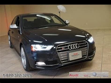 2013 Audi S4 Supercharged by 2013 Audi S4 Prestige 3 0t Supercharged S Tronic Quattro