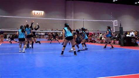 oahu volleyball clubs  open team    aau junior