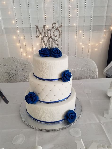 Pin by Evette Reyes on wedding in 2020 Royal blue