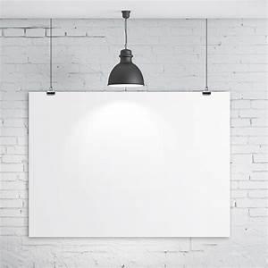 Accrocher Un Tableau Sans Trou : comment poser un tableau sans percer marie claire ~ Premium-room.com Idées de Décoration