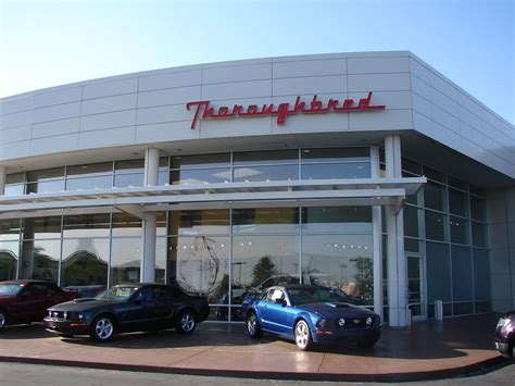 Thoroughbred Ford   27 Reviews   Car Dealers   8501 N