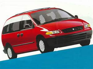 1998 Plymouth Voyager Overview