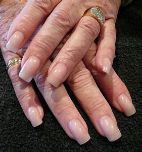 Acrylic nails natural look - how you can do it at home ...