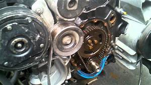 Engine Swap Pt  6  U0026quot Changing The Timing Chain U0026quot