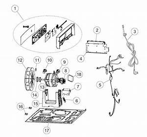 Parts Manual De6060g1  92258-a