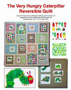 Lily39s Quilts The Very Hungry Caterpillar Quilt