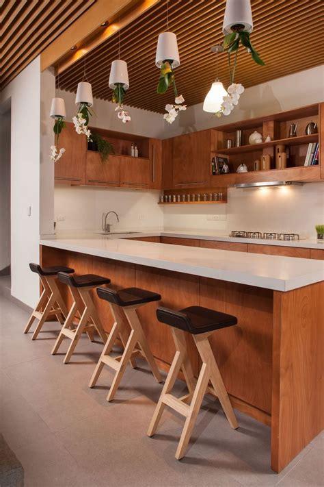 designs for small kitchen 25 melhores ideias de ripas de madeira no 6678