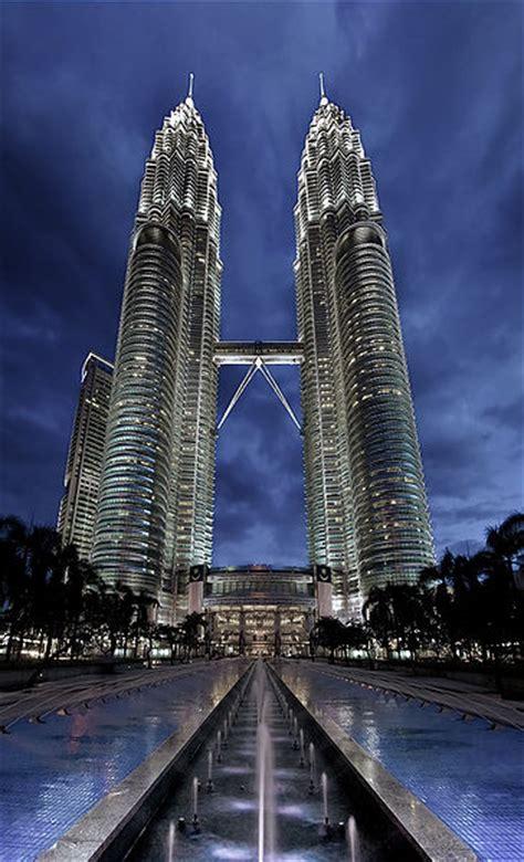 Famous Buildings The World Malaysia Petronas Towers