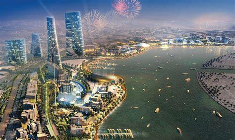 seef lusail qatar meinhardt transforming cities