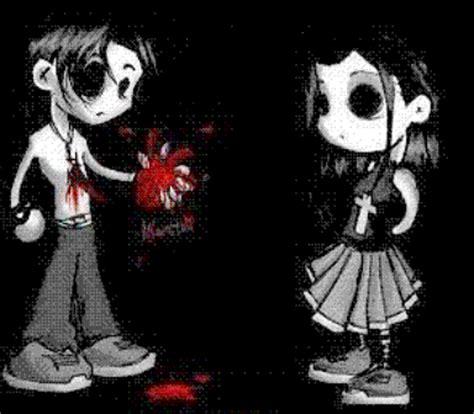 fotos  facebook corazon roto emo