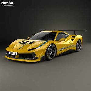 Ferrari 488 Challenge : ferrari 488 gtb challenge 2017 3d model hum3d ~ Medecine-chirurgie-esthetiques.com Avis de Voitures