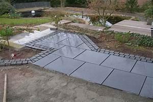 Terrasse Verlegen Preis : terrassengestaltung holz granitpflaster galabau m hler ~ Markanthonyermac.com Haus und Dekorationen