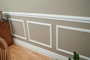 Great Chair Rail Molding decorating ideas