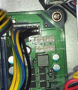 Hard Drive - Motherboard Hddpwr1 Connector