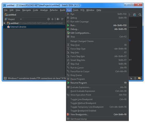 codingame idea editor for intellij idea jetbrains intellij idea ultimate 2018 1 5 macosx linux