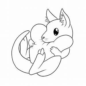 Cute Kangaroo  Want A Hug   Collaboration  By Nolhyaa On