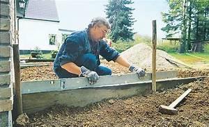 Bodenplatte Selber Machen : bodenplatte betonieren holzterrasse und g rten ~ Whattoseeinmadrid.com Haus und Dekorationen