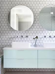 25 best ideas about meuble double vasque on pinterest for Evier salle de bain double vasque
